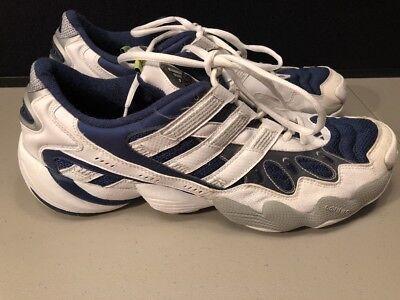 Vintage 1999 Adidas Torsion Equipment Mens Size 15 Never Worn RARE YS6 621 | eBay