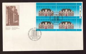 Canada-UR-PB-FDC-1989-sc-1181-Runnymede-Library-1-Architecture