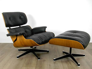 ... Charles EAMES LOUNGE CHAIR HERMAN MILLER VITRA RIO
