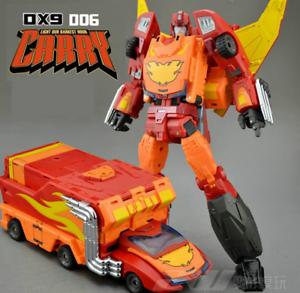 Transformers DX9 Creation G1 Supplement Tianshi Hot Break D06 CARRY Toys New