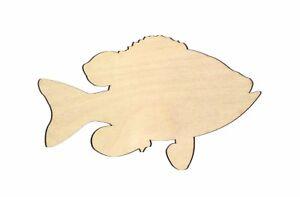 Bluegill-Fish-Unfinished-Wood-Shape-Cut-Out-BGF757-Crafts-Lindahl-Woodcrafts