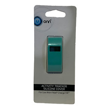 2 ONN Activity Tracker Silicone Cover for Fitbit Charge HR Teal Ship for sale online