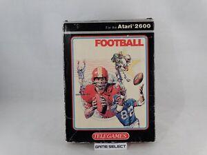 FOOTBALL-ATARI-2600-VCS-e-7800-BOXATO-BOXED-ORIGINALE
