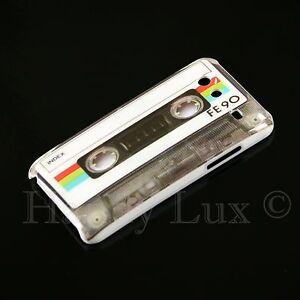 Samsung-Galaxy-S-Advance-i9070-HARD-CASE-GUSCIO-PROTETTIVO-ASTUCCIO-Motivo-Cassetta-Retro
