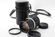 MINOLTA MC TELE ROKKOR-PF 135mm F2.8 lens made in Japan