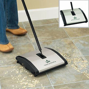Details About Bissell Swift Sweep Sweeper Broom Cordless Carpet Floor Cleaner Hotel Restaurant