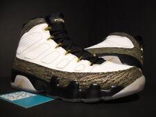 281384e69b0971 2012 Nike Air Jordan IX 9 Retro DB DOERNBECHER WHITE GOLD BLACK 580892-170  8.5