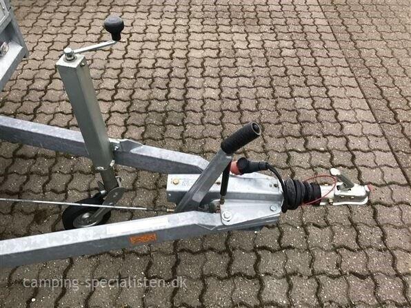 Trailer, Selandia Anssems PSX 305 2500 kg, lastevne (kg):