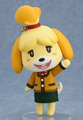 Figure Nendoroid Naviri Animal Crossing Shizen Winter Clothes Ver Non Scale SB