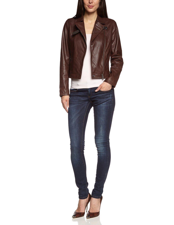 Marc O 'Polo chaqueta de cuero,  chaqueta de cuero talla 40 l 38 m Biker Biker chaqueta blazer   450 nuevo  buscando agente de ventas