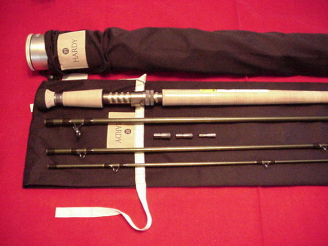Hardy Fly Rod Zenith Double Handed Rod 15ft 1in  10 Line Rod GREAT NEW