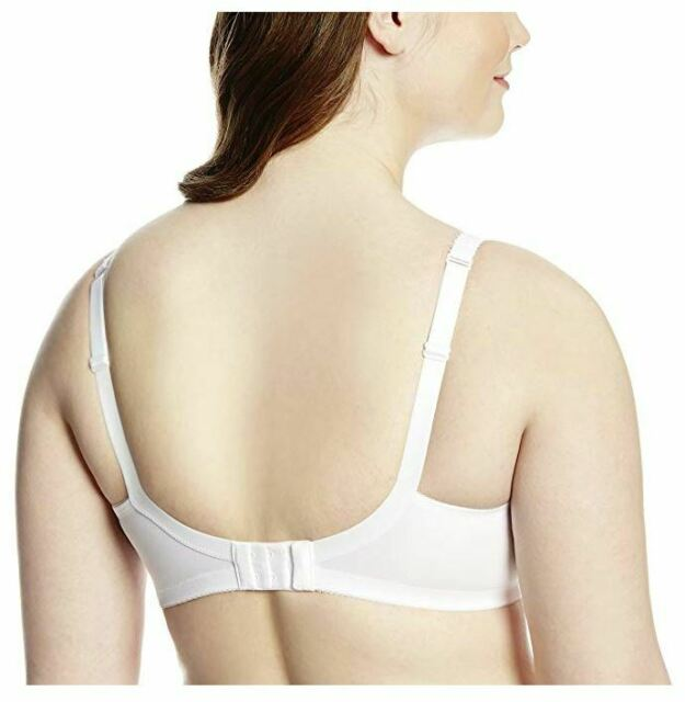 Royce Charlotte 822 Non-wired Nursing Bra WHITE 40GG CS