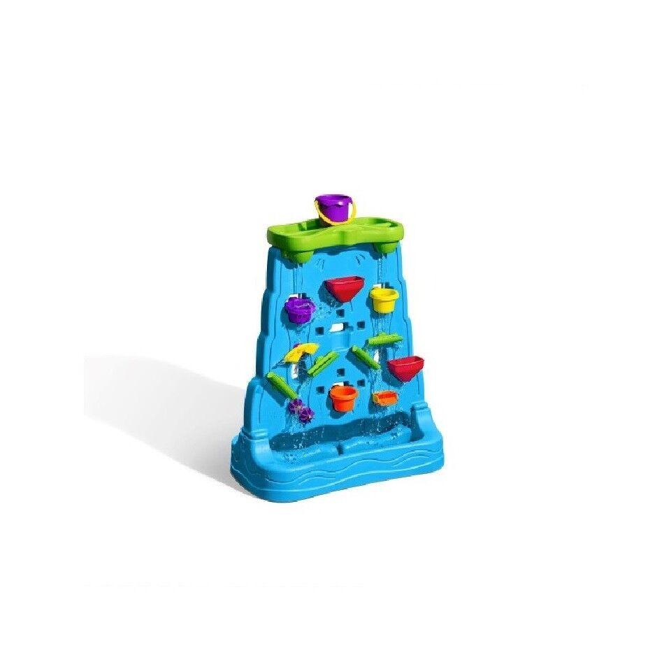 Wassermühle, Wasserspiel-Wand, 84cm hoch Wasserspielzeug Wasserspieltisch