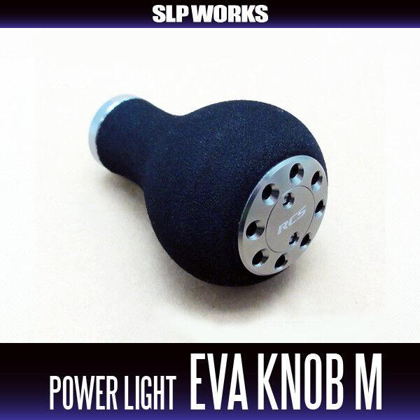 DAIWA Genuine RCS EVA Handle Knob Power Light M GUNMETAL