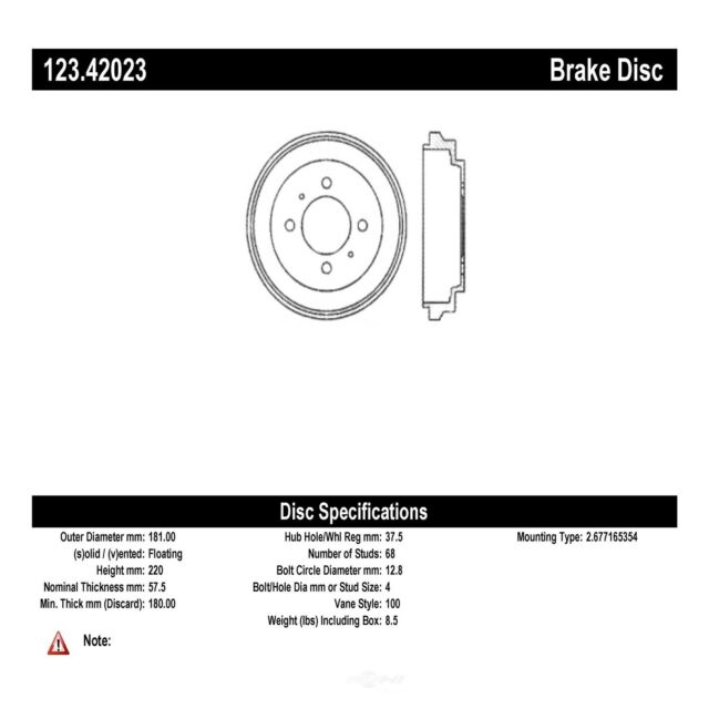 New Set Of Rear Semi-Metallic Brake Shoes For Nissan 200SX NX Coupe Sentra