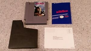 Sword-Master-Nintendo-NES-Video-Game-Authentic-lot-w-Poster-amp-Registration-Card