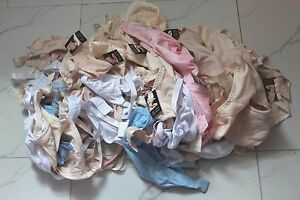 New Wholesale Lot of 50X Women's Assorted Colors Mixed Sizes Soft Cup bras