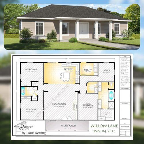 Building Blueprints # E1220 12/' x 20/' Gable Style Garden Storage Shed Plans