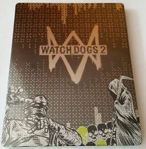 watch dogs 2 size
