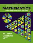 A Problem Solving Approach to Mathematics for Elementary School Teachers by Shlomo Libeskind, Rick Billstein and Johnny W. Lott (2006, Hardcover, Revised)
