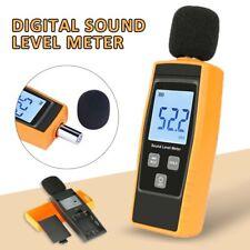 Mini Digital Sound Level Meter Noise Decibel Tester 30 130db Measure Reader Tool