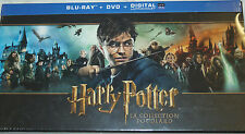 Harry Potter Hogwarts Edition 1 2 3 4 5 6 7.1 7.2,31 Disc Box 19 Blu Ray,NEU&OVP