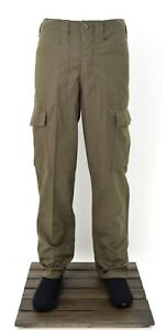 NEW-M75-Austrian-Army-Combat-Trousers-Pants-Military-Cargo-Cotton-Trouser-Olive