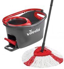 Vileda Easy Wring and Clean Turbo in Microfibra scopa e secchio set