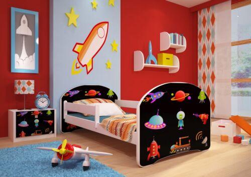 Matratze /& Lattenrost NEU Babybett Kinderbett Jugendbett 140x70 oder 160x80