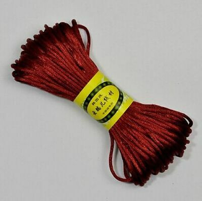 20m-Chinese-Knot-Satin-Nylon-Braided-Cord-Macrame-Beading-Rattail-Cords-3mm