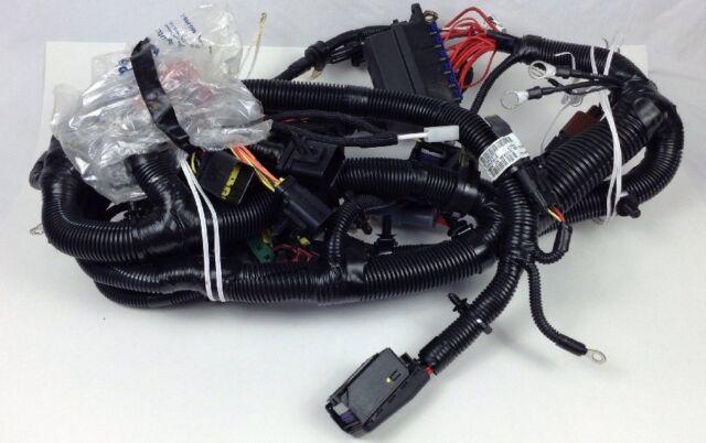 john deere left hand main wiring harness for chassis t448358 ebay rh ebay com