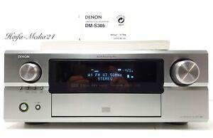Denon-avr-3805-7-1-160-vatios-digital-cine-en-casa-AV-Receiver-sin-FB-1-ano-de-garantia