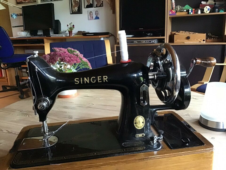 Symaskine, Singer 99K
