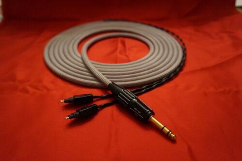 12/' ULTIMATE SENNHEISER HD6XX HD650 HD600 HD580 HD525 Headphone Cable