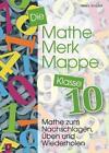 Die Mathe-Merk-Mappe Klasse 10 von Hans J. Schmidt (2014, Kunststoffeinband)