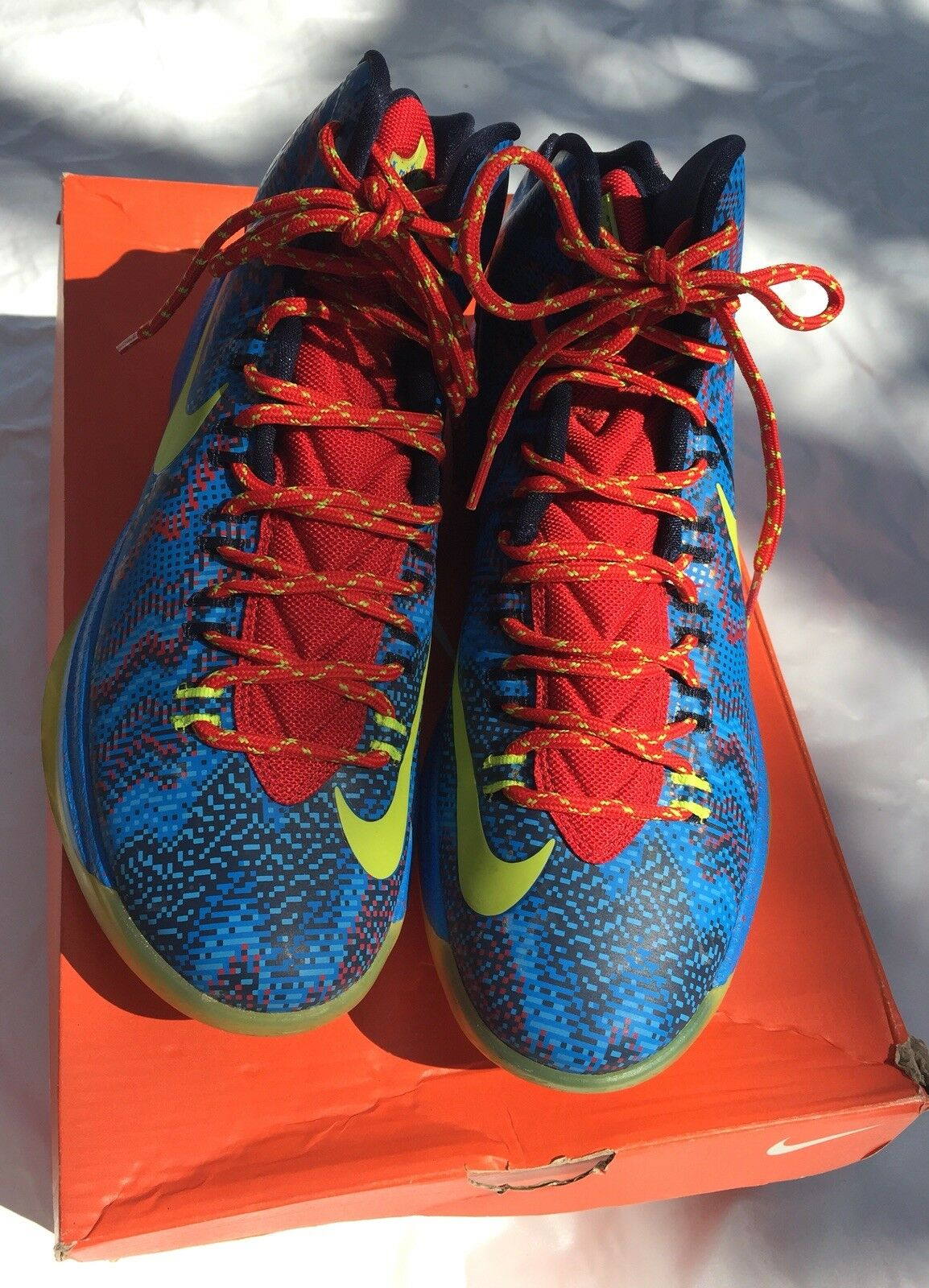 "Nike KD V ""Christmas Basketball "" Kevin Durant Men\'s Basketball ..."