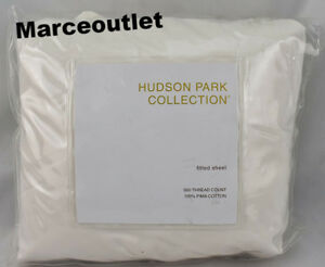Image Is Loading Hudson Park 500 Thread Count Pima Cotton Queen