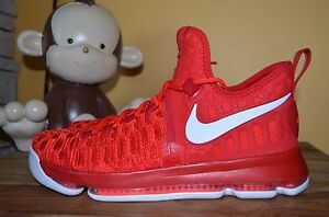 pretty nice f0725 77402 Image is loading NEW-NIKE-ZOOM-KD-9-Rockets-Kevin-Durant-