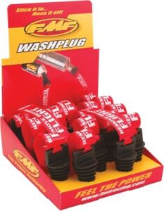 FMF-EXHAUST-PIPE-MUFFLER-WASH-PLUG-2-STROKE-CR-KX-RM-YZ-KTM-80-85-125-150-250