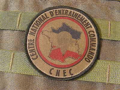 """Snake Patch """" CNEC """"BV kaki  MONT LOUIS entrainement commando TIOR ISTC CEC TTA"""
