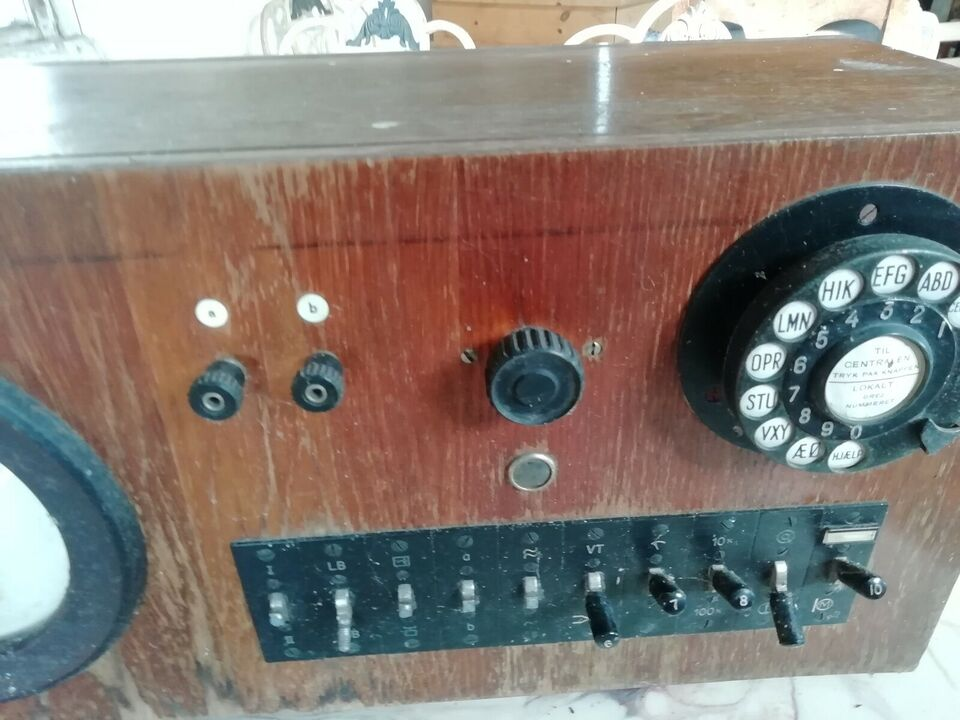Antikt skibsradio udstyr, Rimelig