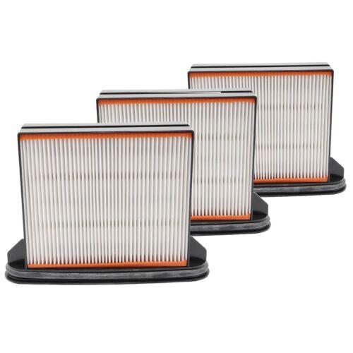 3x Filtre filtre humide plissé pour Starmix IS ARD 1225 ISC ARD 1425