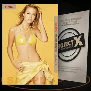 Mandy-Moore-676-UNC-PROJECT-X-Numbered-cards-Limited-Edition