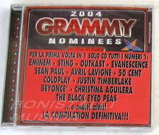 VARIOUS ARTISTS - 2004 GRAMMY NOMINEES - CD Sigillato
