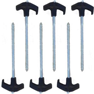 Blue Diamond Screw Pro Peg Peg Set 6