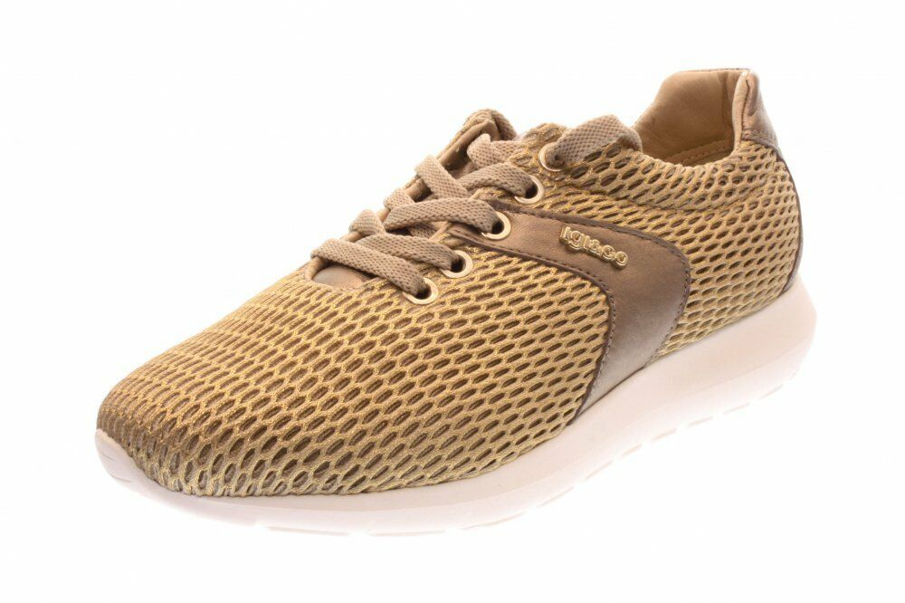 vendita economica IGI & & & CO Donna Scarpa Mezza Francesine scarpe da ginnastica Beige oro (oro) 7765500  Sconto del 60%