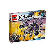 Lego 70725 - Nindroid Robo-Drache Verpackung 1B
