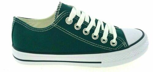 Kids dunkel Grün Classic Mädchen Klassischer Trend Sneaker Sportschuh Damen