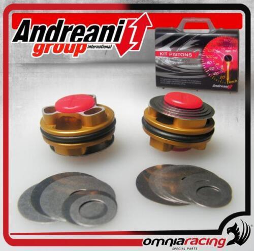 Andreani Compression Fourche Valve Pistons Kit Suzuki GSX-R 1000 K5 2005 05/>06
