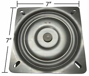 Bar Stool Swivel Plate Replacement 7 Quot Made In Usa